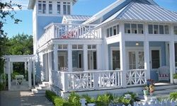 Four-Bedroom Cottages in Seaside (by Cottage Rental Agency) - Seaside, Florida